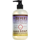 mrs meyers liquid hand soap compassion flower