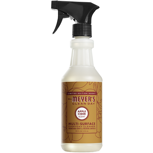 mrs meyers apple cider multi surface everyday cleaner