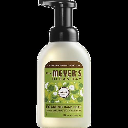 mrs meyers apple foaming hand soap