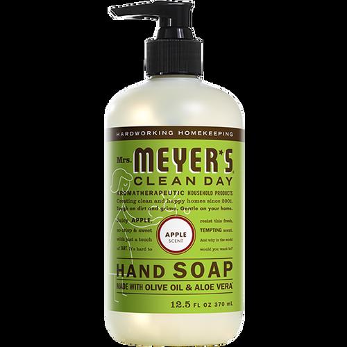mrs meyers apple liquid hand soap