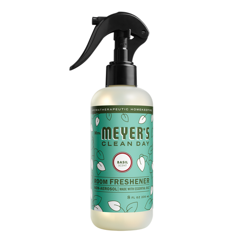 mrs meyers basil room freshener