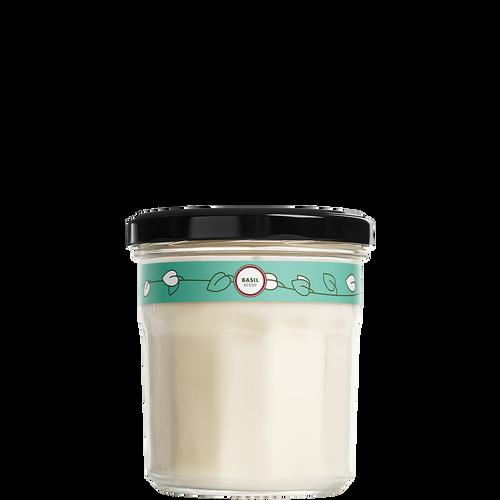 mrs meyers basil soy candle large