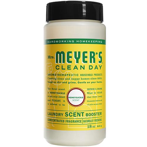 mrs meyers honeysuckle scent booster