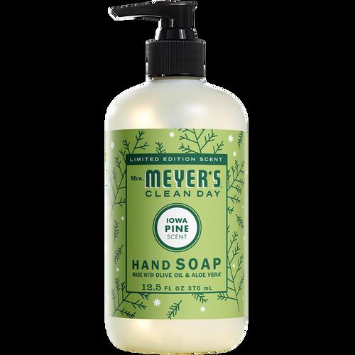 mrs meyers iowa pine liquid hand soap