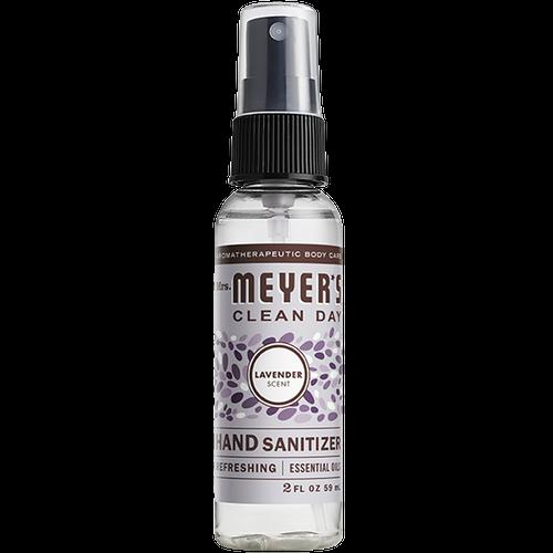 mrs meyers lavender hand sanitizer