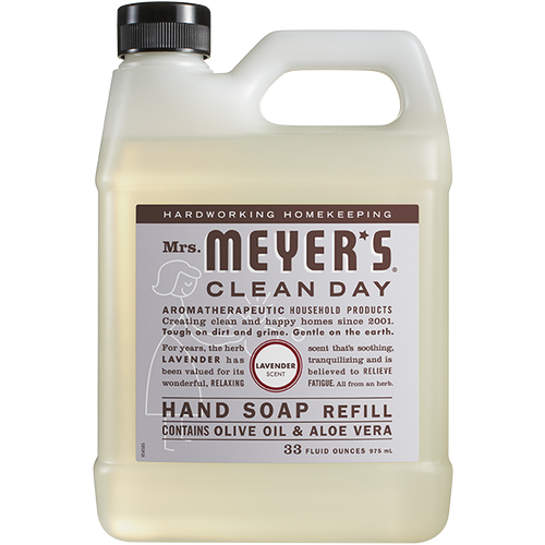 Mrs Meyer S Lavender Liquid Hand Soap Refill