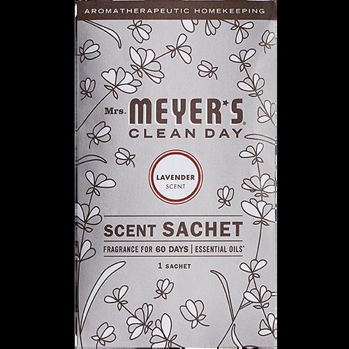 mrs meyers lavender scent sachet