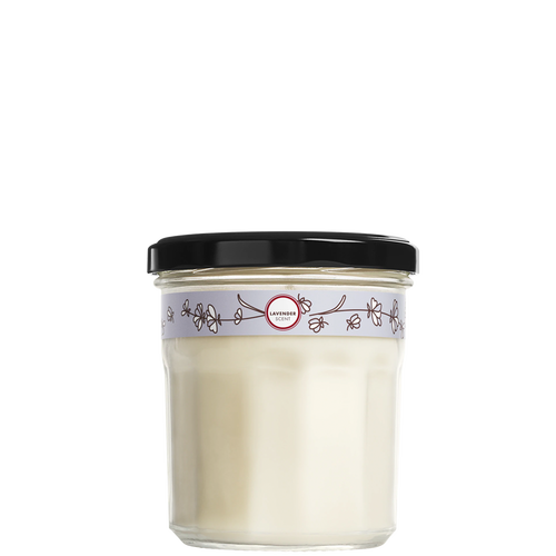 mrs meyers lavender soy candle large