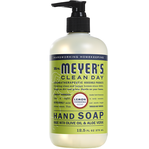 mrs meyers lemon verbena liquid hand soap
