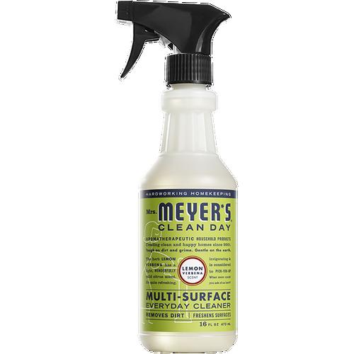 mrs meyers lemon verbena multi surface everyday cleaner