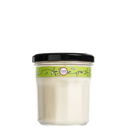 mrs meyers lemon verbena soy candle large