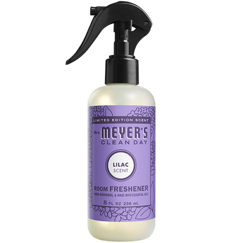 mrs meyers lilac room freshener