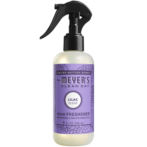 mrs meyers lilac room freshener