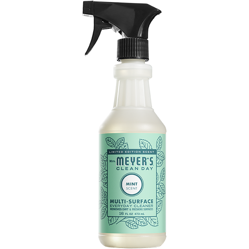 mrs meyers mint multi surface everyday cleaner