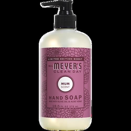 mrs meyers mum liquid hand soap
