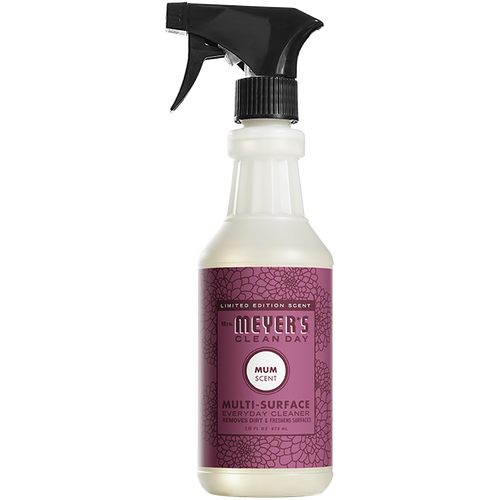 mrs meyers mum multi surface everyday cleaner