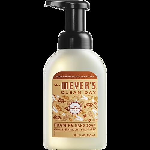 mrs meyers oat blossom foaming hand soap