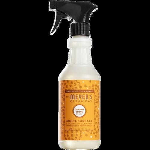 mrs meyers orange clove multi surface everyday cleaner