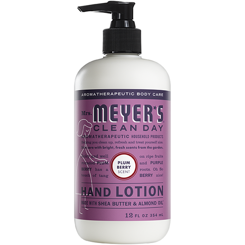 mrs meyers plum berry hand lotion
