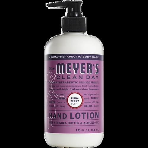mrs meyers plum berry hand lotion