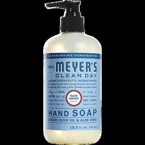 mrs meyers rain water liquid hand soap