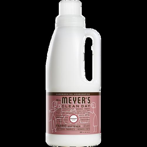mrs meyers rosemary fabric softener