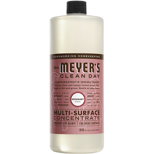mrs meyers rosemary multi surface concentrate