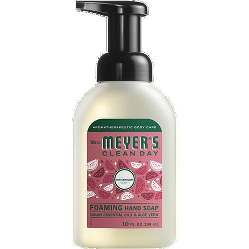 mrs meyers watermelon foaming hand soap