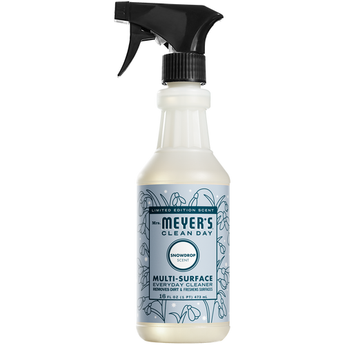 mrs meyers snowdriop multi surface everyday cleaner