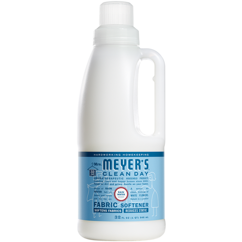mrs meyers rain water fabric softener