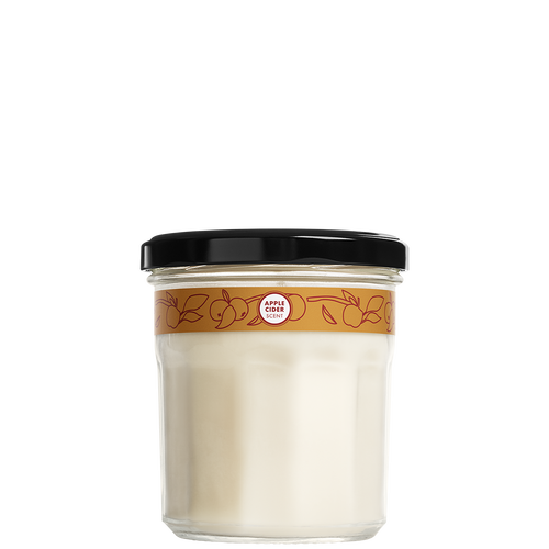 mrs meyers apple cider soy candle