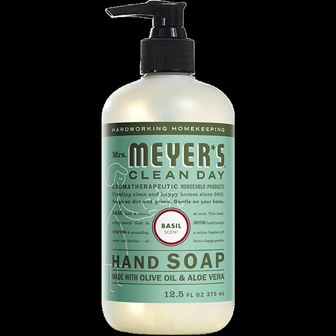 Mrs Meyer S Basil Liquid Hand Soap