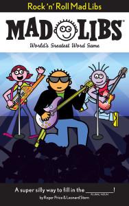 Rock 'n' Roll Mad Libs:  - ISBN: 9780843126952