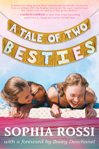 A Tale of Two Besties: A Hello Giggles Novel - ISBN: 9781595148490
