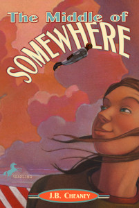 The Middle of Somewhere:  - ISBN: 9780440421658