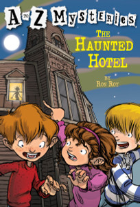 A to Z Mysteries: The Haunted Hotel:  - ISBN: 9780679890799
