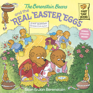 The Berenstain Bears and the Real Easter Eggs:  - ISBN: 9780375811333
