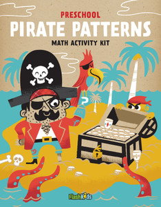 Pirate Patterns: Math Activity Kit - ISBN: 9781411465527