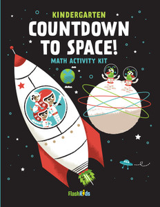 Countdown to Space: Math Activity Kit - ISBN: 9781411465534