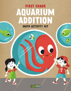 Aquarium Addition: Math Activity Kit - ISBN: 9781411465541
