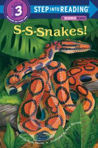 S-S-snakes!:  - ISBN: 9780679847779