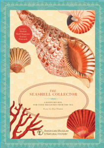 The Seashell Collector: A Keepsake Box for Your Treasures from the Sea - ISBN: 9781454915218