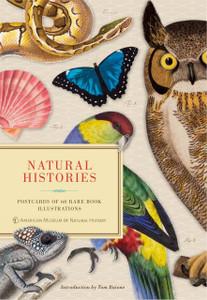 Natural Histories: Postcards of 60 Rare Book Illustrations - ISBN: 9781454916956
