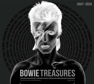 Bowie Treasures:  - ISBN: 9781780978857