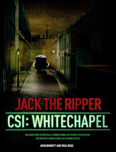 Jack the Ripper: CSI: Whitechapel - ISBN: 9780233003627