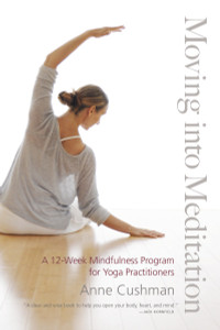 Moving into Meditation: A 12-Week Mindfulness Program for Yoga Practitioners - ISBN: 9781611800982