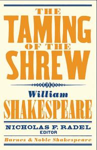 Taming of the Shrew (Barnes & Noble Shakespeare):  - ISBN: 9781411400412