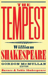 The Tempest (Barnes & Noble Shakespeare):  - ISBN: 9781411400764