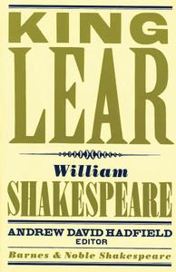 King Lear (Barnes & Noble Shakespeare):  - ISBN: 9781411400795