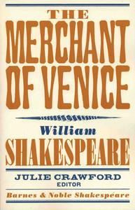 The Merchant of Venice (Barnes & Noble Shakespeare):  - ISBN: 9781411400856